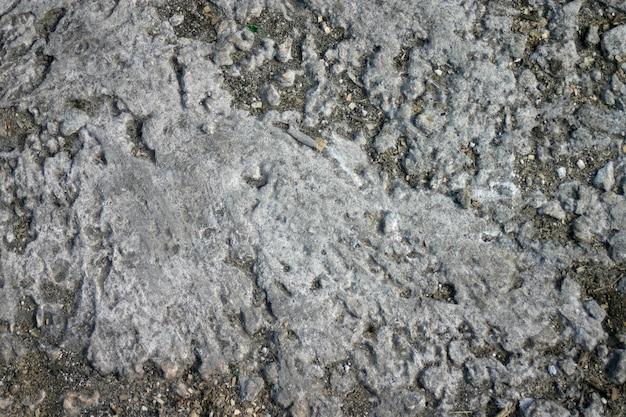 Textura de terra seca e rachada. Foto Premium