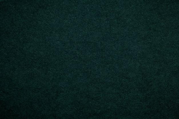 Textura do antigo fundo de papel verde escuro Foto Premium