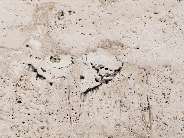 Textura do velho muro de concreto cinza Foto gratuita