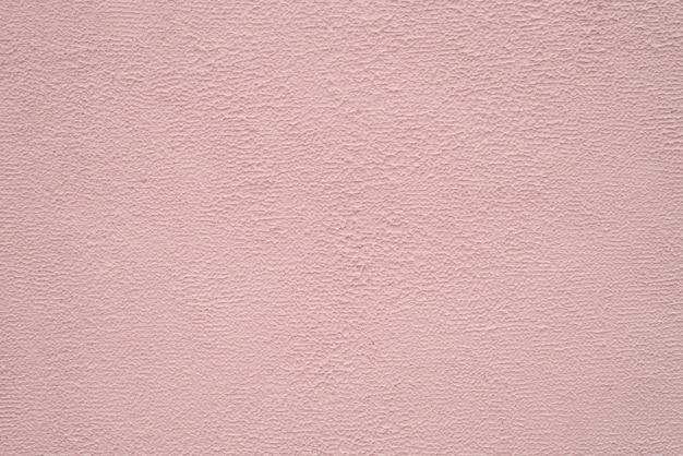 Textura fina bege e pêssego brilhante de gesso. fundo. Foto Premium