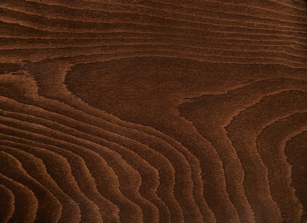 Textura rústica de madeira marrom escura close-up foto, mesa ou outro móvel Foto gratuita