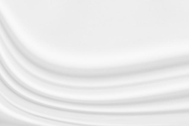 Textura suave de ondas de pano Foto Premium