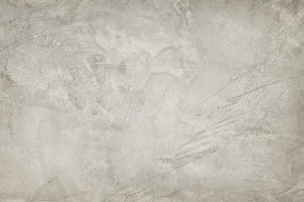 Textura suja velha, parede concreta do cimento da cor cinzenta branca com detalhe de estuque áspero e rachadura para o trabalho de arte do fundo e do projeto. Foto Premium