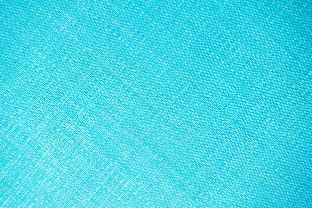Texturas de algodão azul Foto gratuita