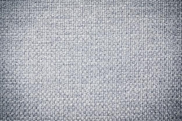 Texturas de algodão cinza Foto gratuita