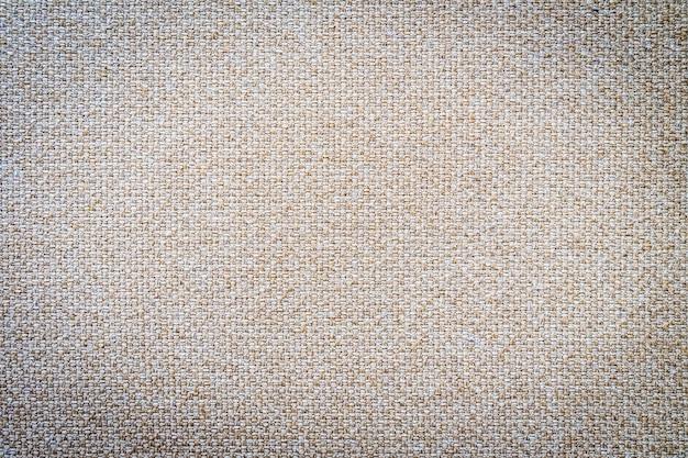 Texturas de algodão de lona Foto gratuita