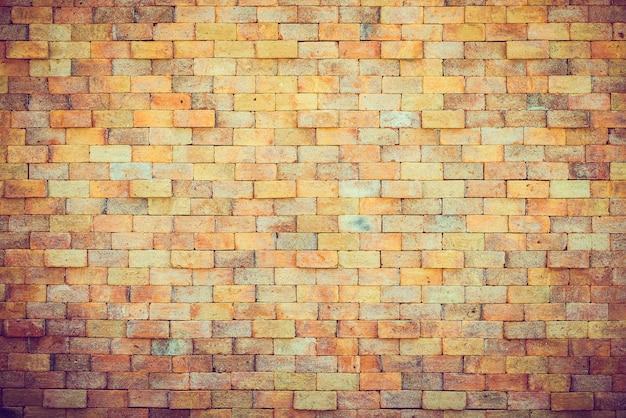 Texturas de fundo de parede de tijolo Foto gratuita