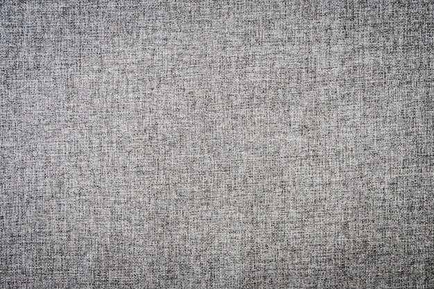 Texturas de linho de algodão cinza abstrato Foto gratuita