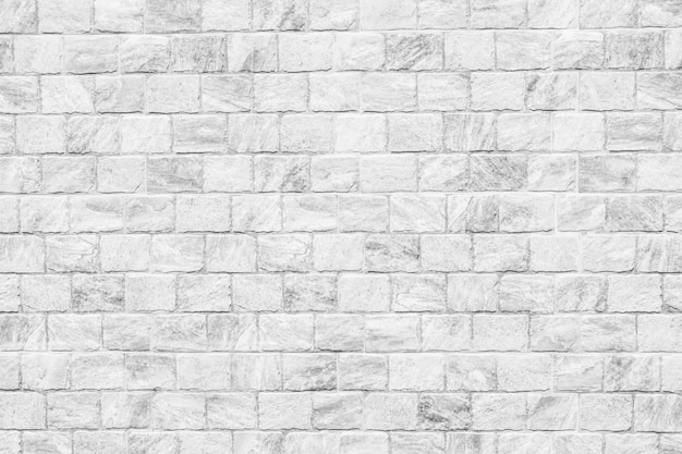 Texturas de parede de tijolo branco para plano de fundo Foto gratuita