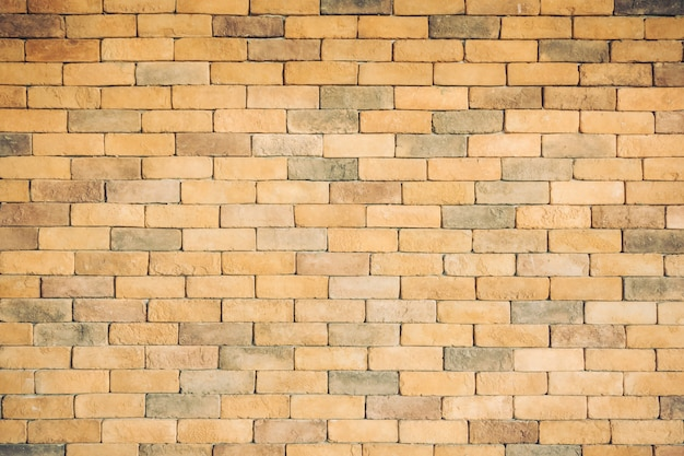 Texturas de parede de tijolo vintage velho Foto gratuita