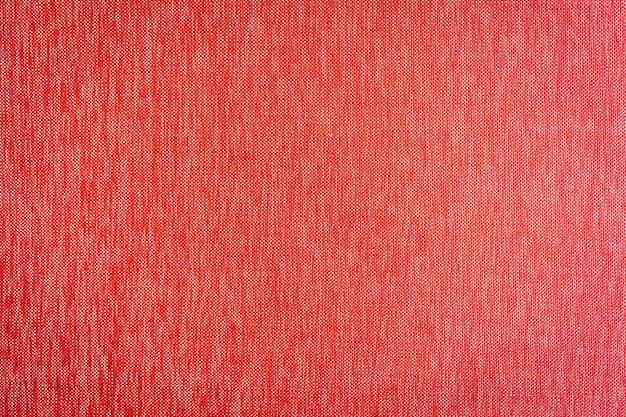 Texturas de tecido vermelho e superfície Foto gratuita