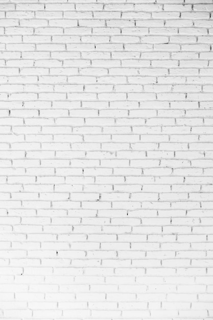 Texturas de tijolo branco para plano de fundo Foto gratuita