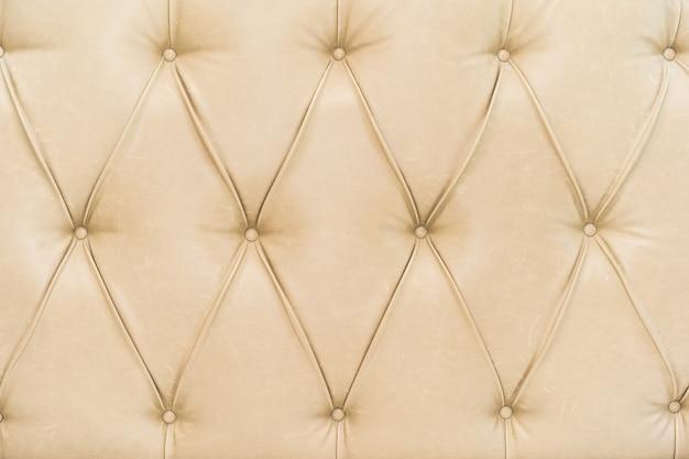 Texturas e superfície em couro castanho claro Foto gratuita