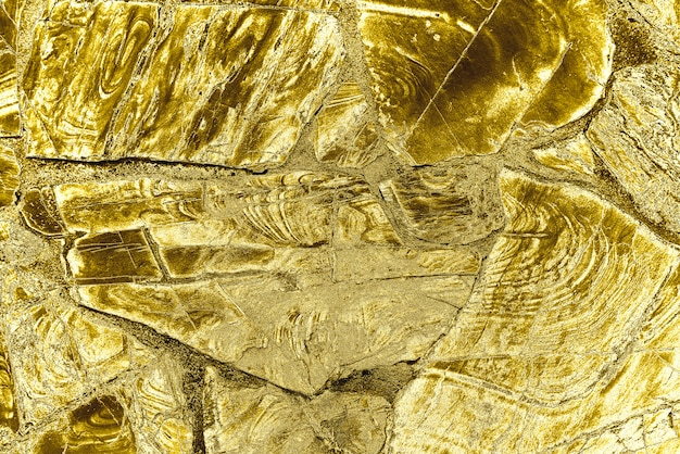 Texturizado fundo dourado Foto gratuita