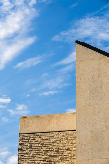 Tijolos antigos e edifício de pedra Foto gratuita