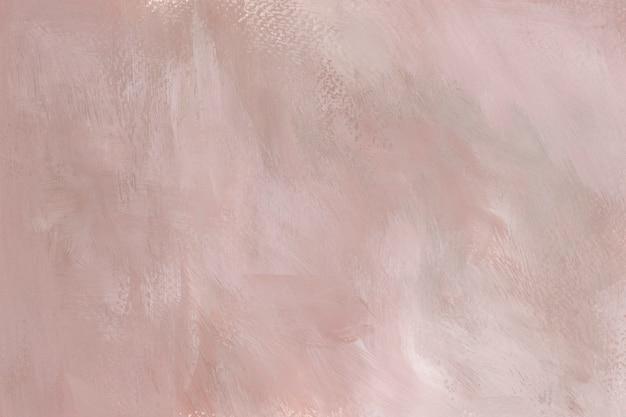 Tinta rosa em tela Foto gratuita