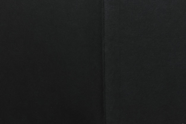 Tiro de quadro completo de fundo preto vazio Foto gratuita