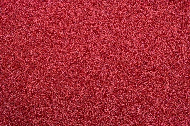 Tiro de quadro completo de plano de fundo texturizado vermelho Foto gratuita