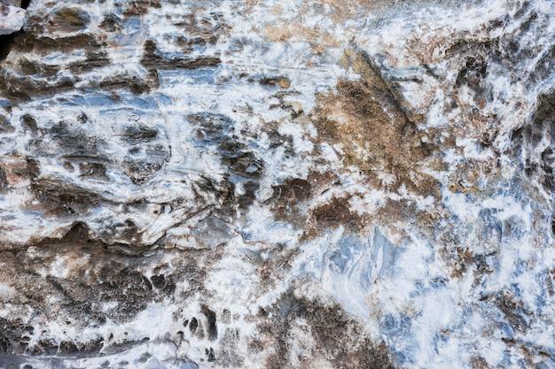 Tiro macro de fundo de pedra Foto gratuita