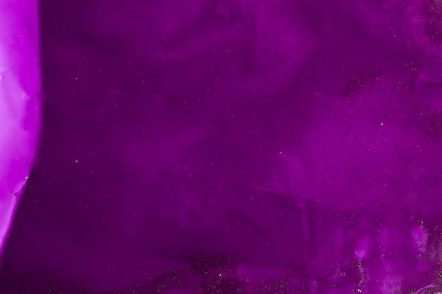 Tons diferentes de tinta roxa Foto Premium