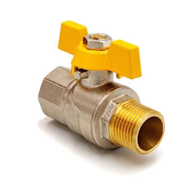 Torneiras e adaptadores de água. Foto Premium