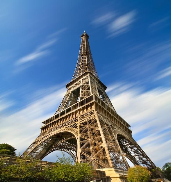 Torre eiffel paris Foto Premium