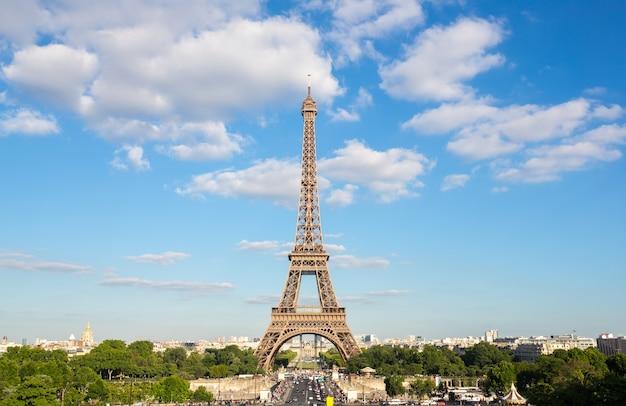 Torre eiffel Foto Premium