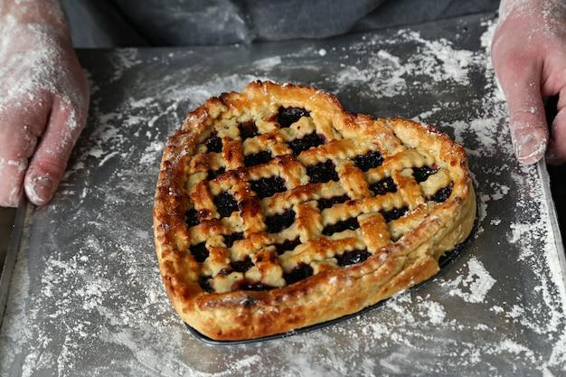 Torta caseira Foto gratuita