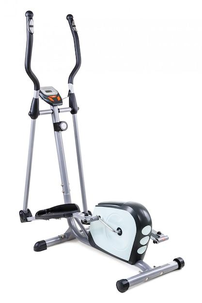 Treinador cardio elíptico Foto Premium