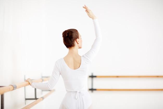 Treinamento de balé Foto gratuita