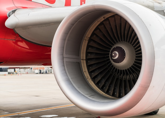 toque turbina de aviao
