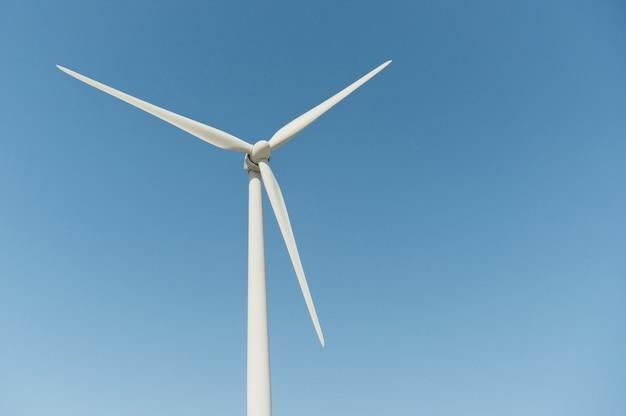 Turbina de vento Foto gratuita