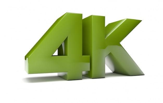 Ultra hd 4k Foto Premium