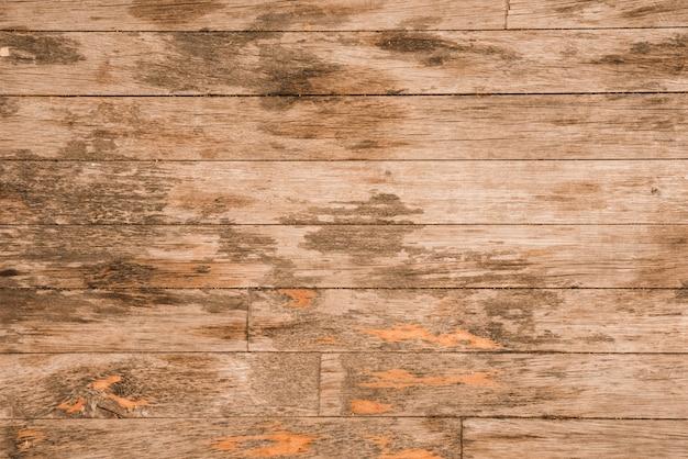 Um velho fundo de prancha de madeira Foto gratuita