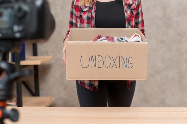 Unboxing Foto gratuita