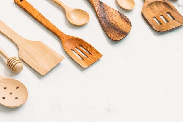 Utensílios de cozinha Foto gratuita