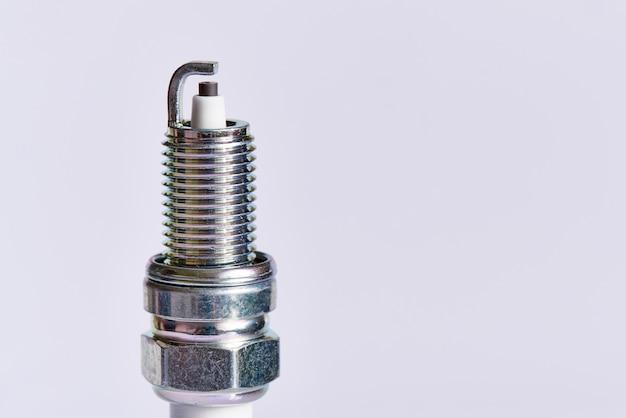 Vela de ignição para motor de combustão interna. Foto Premium