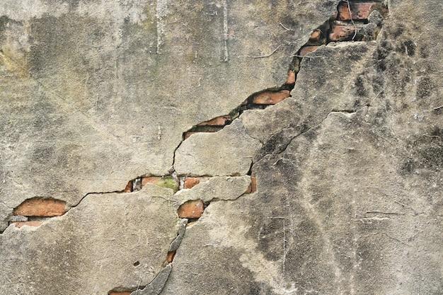 Velho muro de tijolo Foto Premium