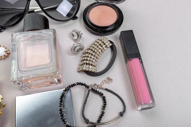Ver em coisas de bolsa de mulheres Foto Premium