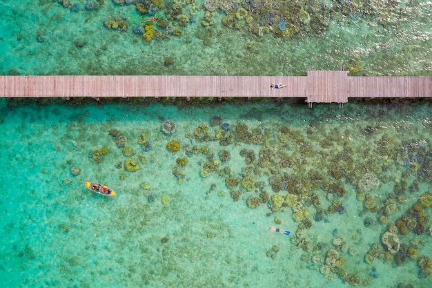 Viagem tailândia mar Foto Premium