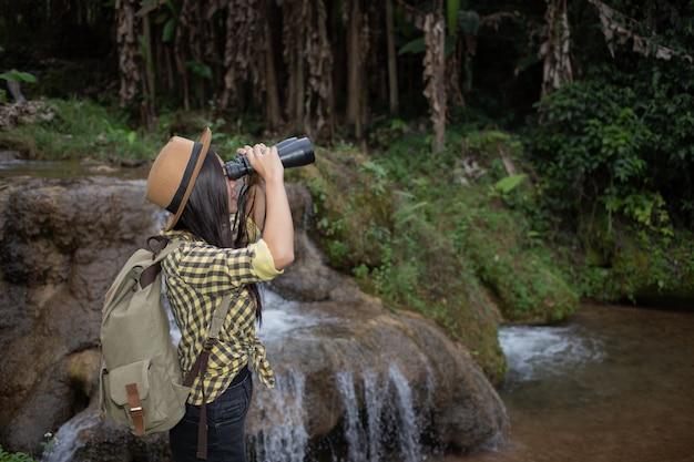 Viajante jovem Foto gratuita
