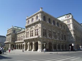 Viena - ópera Foto gratuita