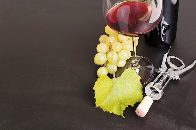 Vinho delicioso Foto gratuita