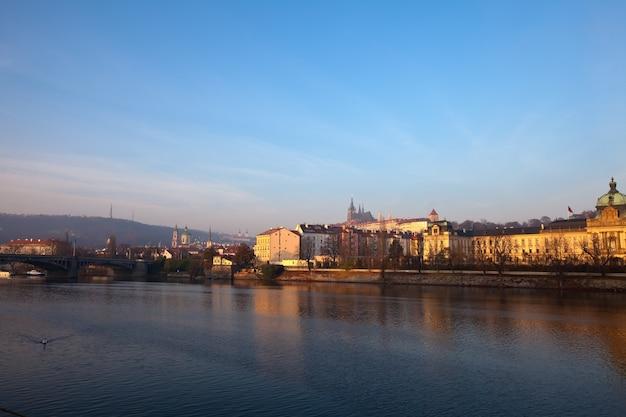 Vista de praga. república checa Foto gratuita