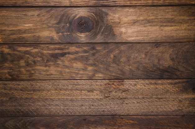 Vista elevada, de, antigas, escrivaninha madeira Foto gratuita