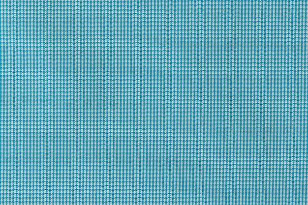 Vista elevada do pano de fundo azul padrão abstrato Foto gratuita