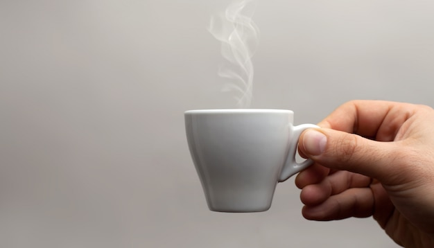 Xícara de café expresso Foto Premium