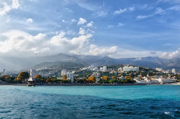 Yalta, república da crimeia. Foto Premium