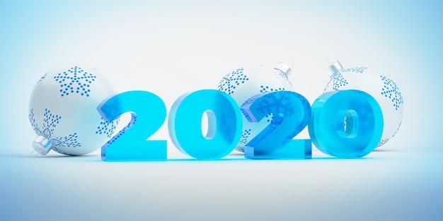 2020 frohes neues jahr Premium Fotos
