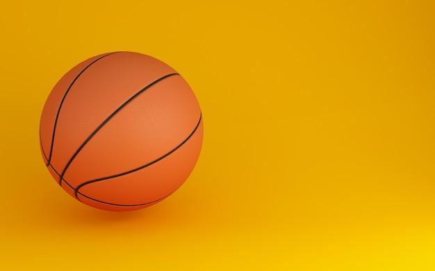 3d basketball Premium Fotos